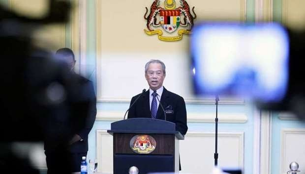 Malaysian PM rejects mounting calls to quit