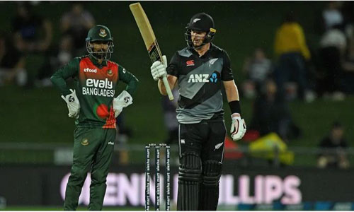New Zealand to tour Bangladesh for five T20Is in Sept