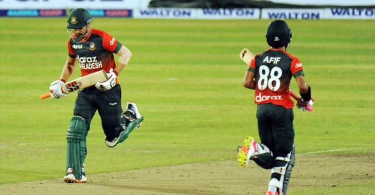 Bangladesh beat Australia by five wickets