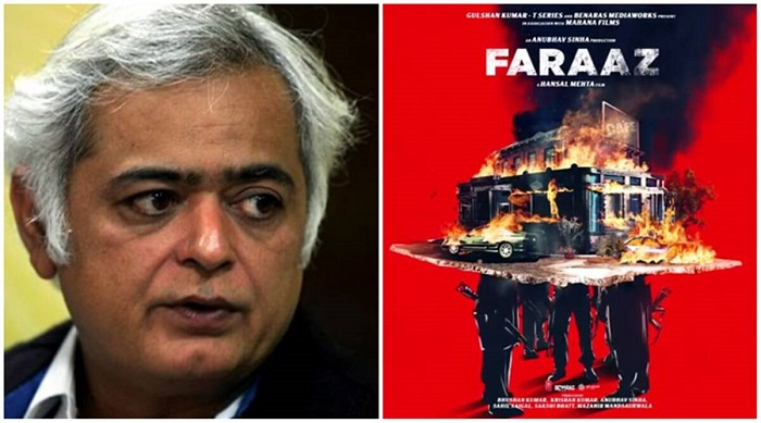 Hansal Mehta has announced the title of his upcoming film. Photo: Express Archives, Anubhav Sinha/Twitter