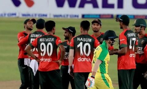 Bangladesh eying to wrap up series against Australia