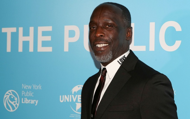 """Michael K Williams arrives for the premiere of """"The Public"""" at the New York Public Library in New York, US, April 1, 2019. Photo: Reuters"""