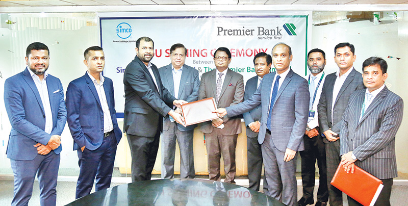 Premier Bank inks deal with Simco Holdings
