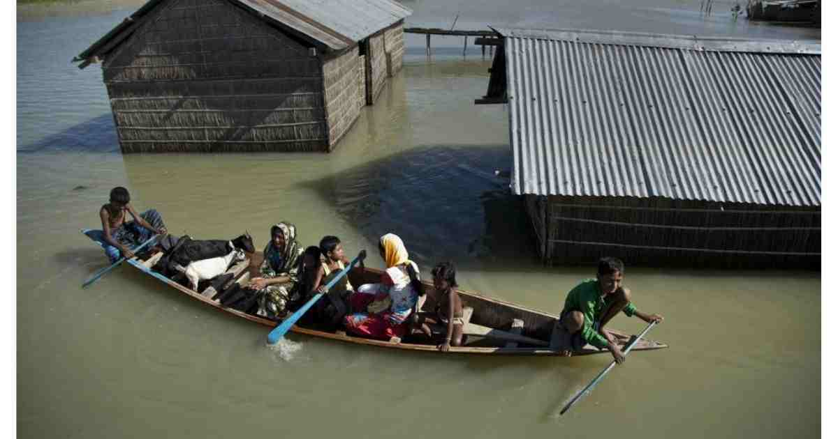 Rising sea level to deprive 20m in Bangladesh of homes by 2050