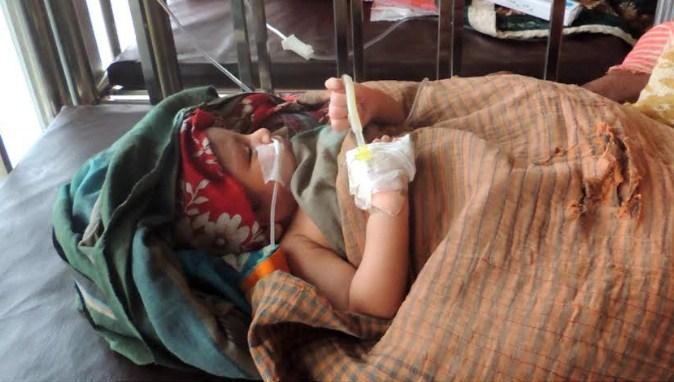 Pneumonia on the rise in Jhenidah