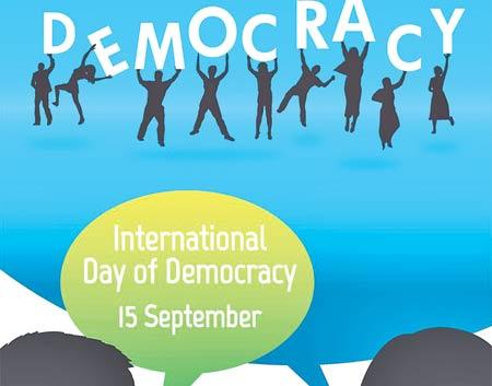 Bottlenecks before democracy