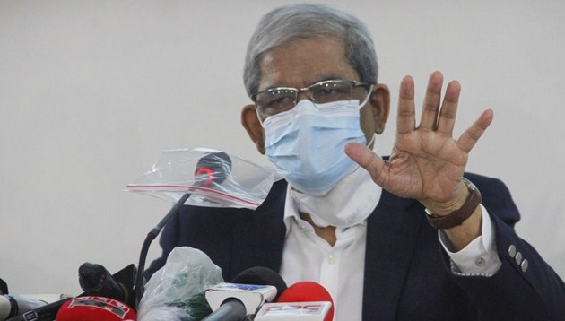 Govt depends on false, fabricated cases: Fakhrul