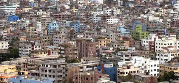 Dhaka ranks 54th out of 60 in Safe Cities Index
