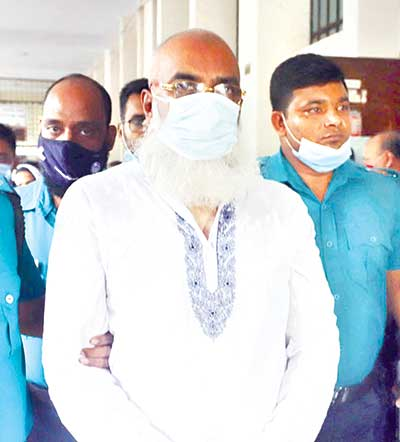 DGHS driver gets 30 yrs RI in arms case