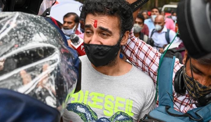 Shilpa Shetty's husband walks out of jail on bail