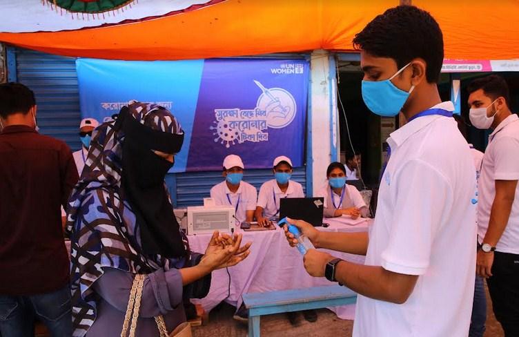 UN Women begins Covid vaccination awareness campaign for women, girls