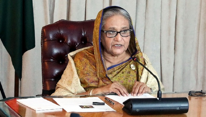 Rohingyas must go back to Myanmar: PM
