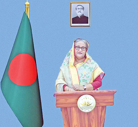 Global inaction over Rohingya repatriation shocks BD: PM