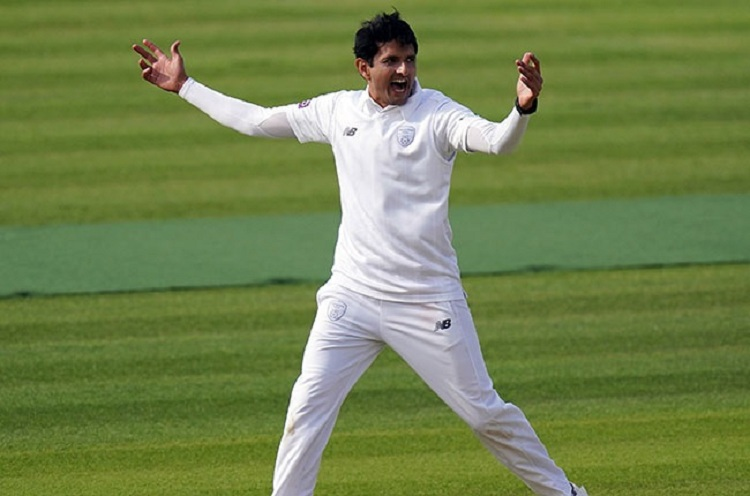 Mohammad Abbas. Photo by Adam Davy/PA Images via Getty Images