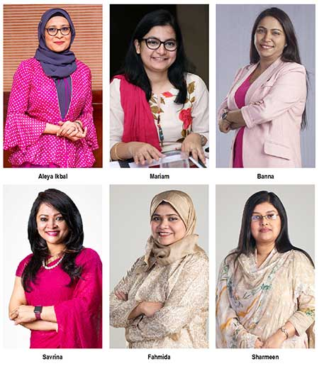 Story of a successful organization led by women