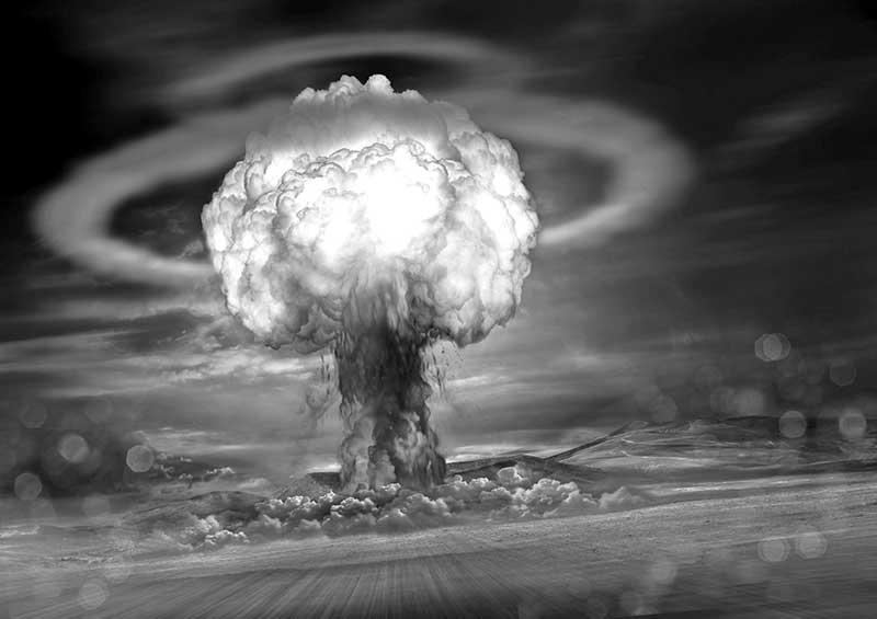 World 'better place' 25 years after nuclear test-ban treaty