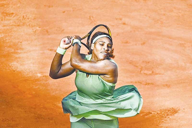 Serena Williams.photo: AFP