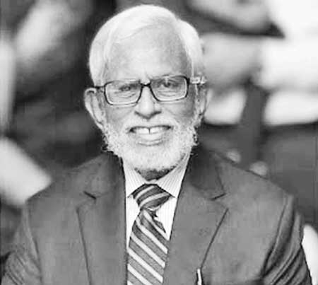 Dr Habibur Rahman laid to rest