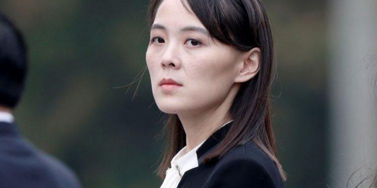 North leader's sister says inter-Korean summit possible