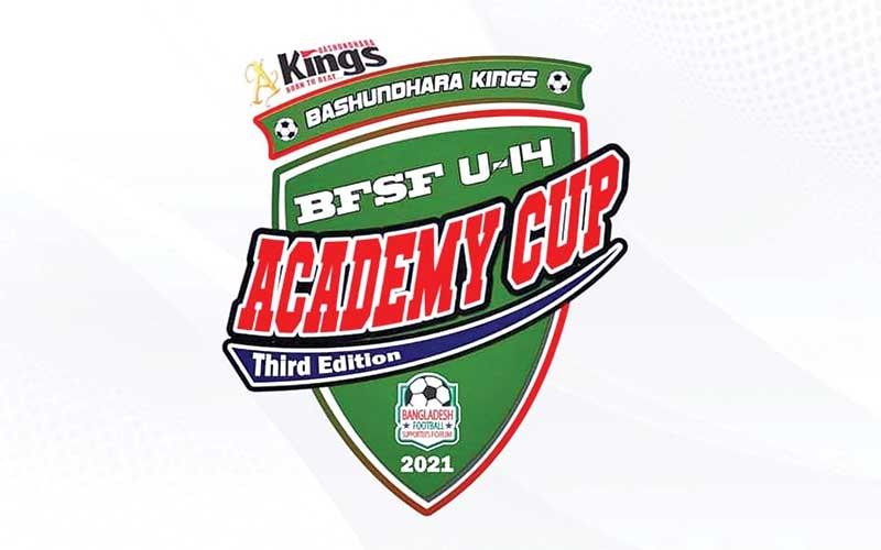 Medical test of BFSF U14 Academy Cup rolls Tuesday