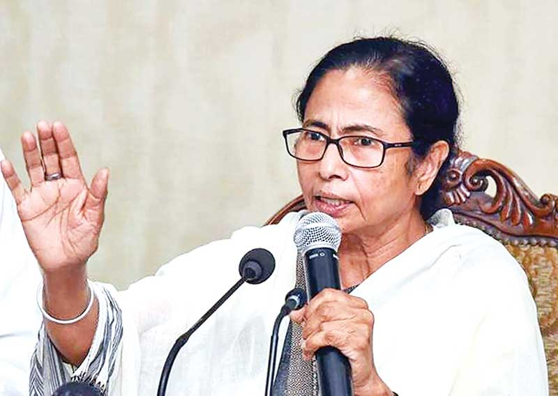 BJP govt didn't let her go to global peace meet 'out of jealousy', says Mamata