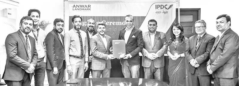 IPDC Finance Managing Director and CEO Mominul Islam