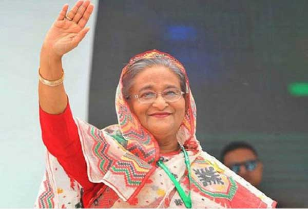 Prime Minister Sheikh Hasina's 75th birthday being celebrated