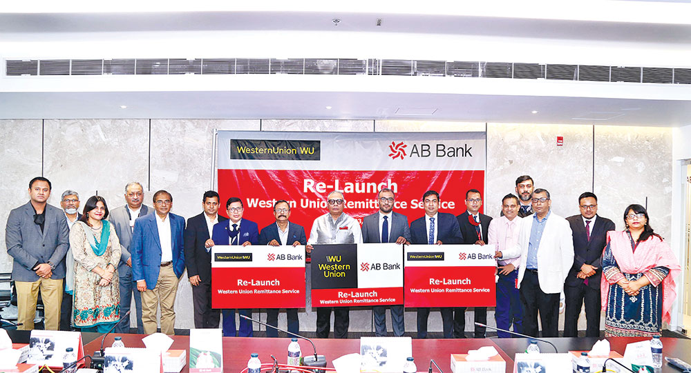 AB Bank resumes remittance with Western Union