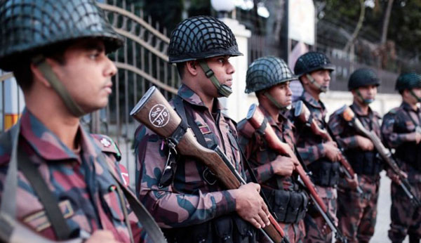 BGB deployed in 22 districts