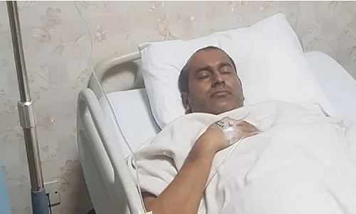 Cricketer Mosharraf Rubel in ICU as condition deteriorated