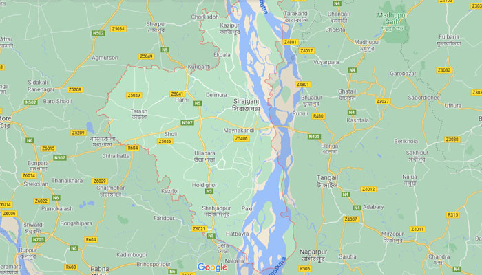 Youth crushed under train in Sirajganj