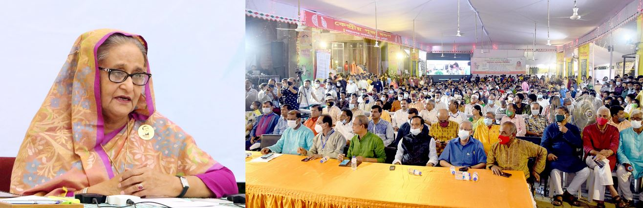 Those vandalized temples must face the music: PM