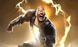 Dwayne Johnson unleashes first footage from 'Black Adam'