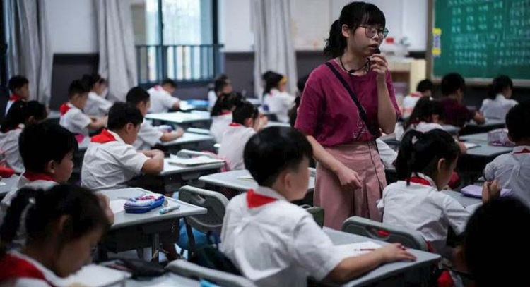China passes law to cut homework pressure on students
