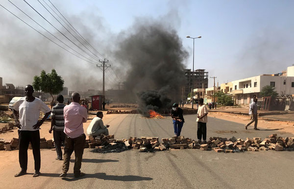 Sudan military coup: 7 killed, 140 hurt in clashes